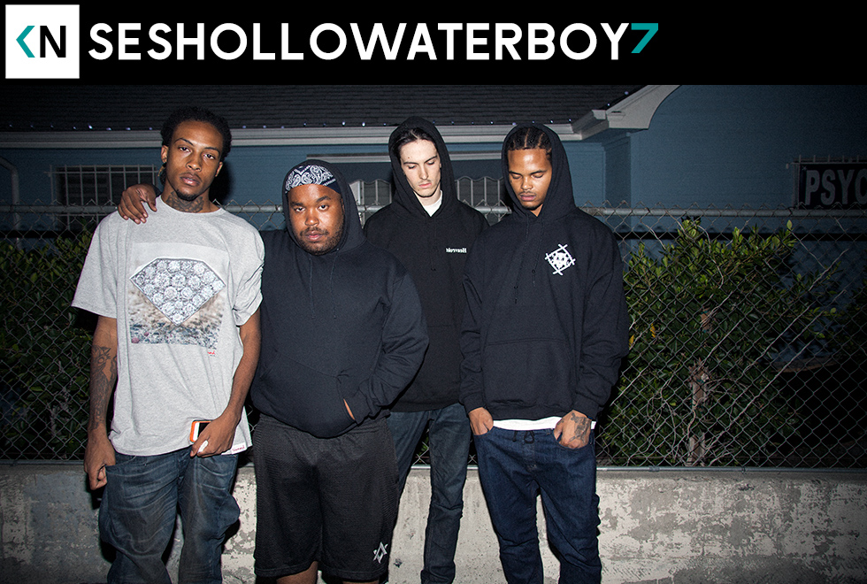 seshollowaterboyz on Kinda Neat